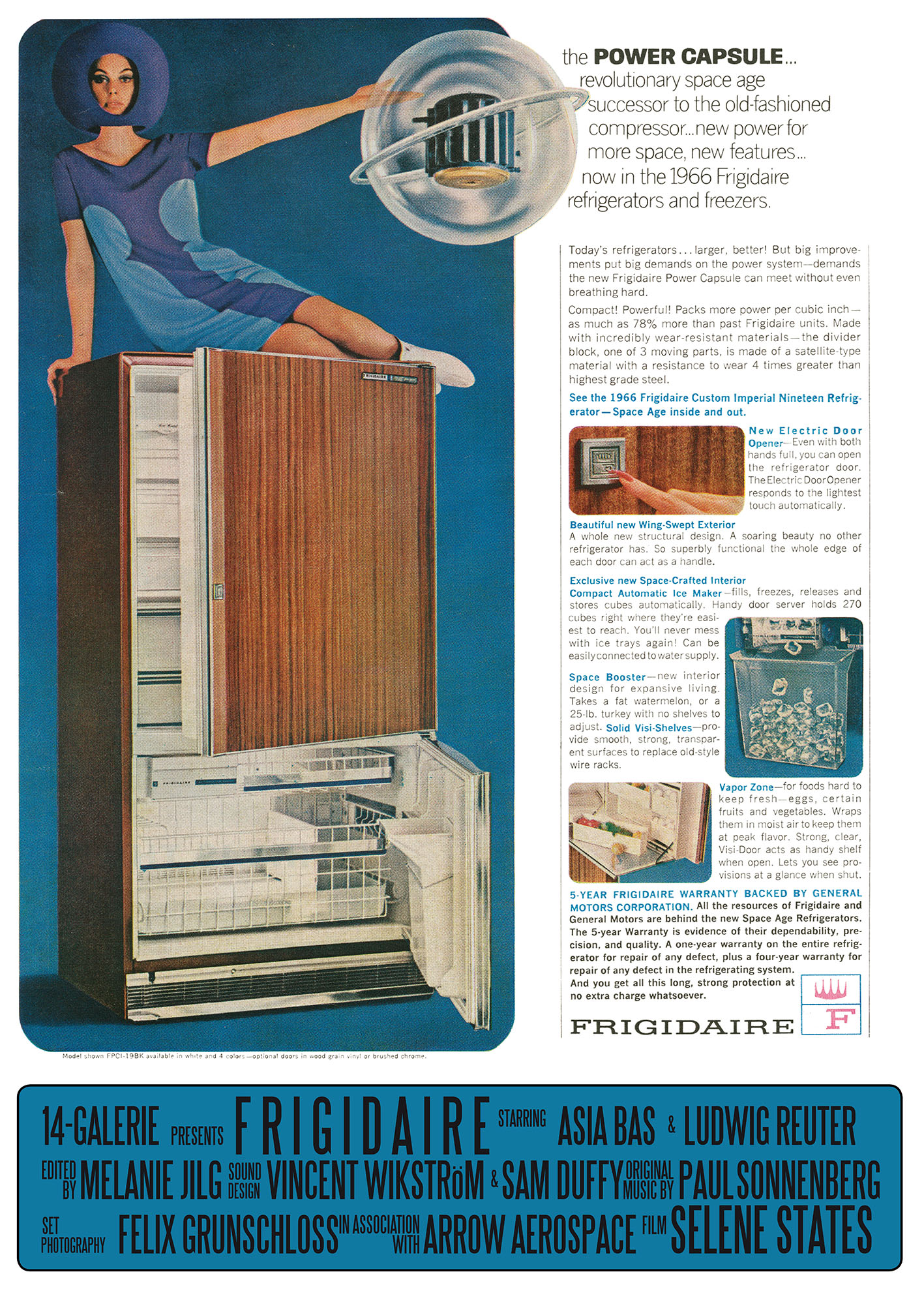 Frigidaire Movie Posters